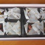 フーシェ - ショコラフルール箱の中身