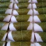 松崎屋製菓舗 - 料理写真:本当に美味しいさくら餅をご賞味ください