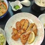 中華居酒屋 福 - 料理写真:から揚げ定食 680円