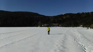 青苔荘 - スノーシューで好きなところを歩きたい放題!