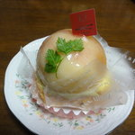 わいず亭 - 桃のコリーヌ(400円)