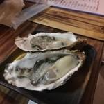 ダイニング 仁 - 牡蛎