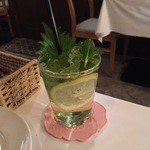 レストラン タガミ - モヒート