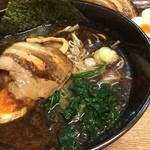 麺屋 黒琥 〜KUROKO〜 - 黒琥ラーメン(800円)