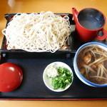 やぶ清 - 料理写真:鴨せいろ¥900