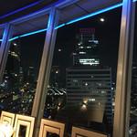 48843432 - 回転レストランからの夜景。