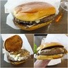 McDonald's - 料理写真:Sirloin Thied Pounder Steakhouse Burger