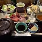 旬鮮魚菜 くじら - 定食