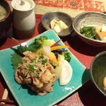 発酵薬膳&カフェ カワセミ - ランチセット 1000円