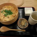 48846716 - 親子丼定食