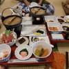八丁ノ湯 - 料理写真:2010年7月の夕食