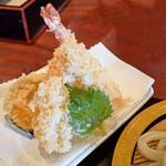 讃岐の味 塩がま屋 - 天ぷら