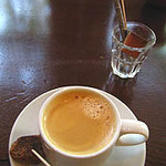 雲か山か - コーヒーも付いてます
