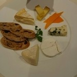 48851078 - チーズ盛合せ
