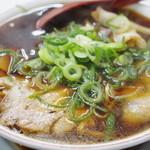 新福菜館 - 中華そば