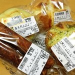 モンペリエ - 料理写真:☆購入したパン☆
