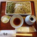 まいとりぃ - 料理写真:三色そば 1200円