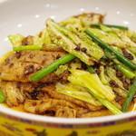 大鵬 - 時蔬回鍋肉