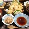 Miduki - 料理写真:ランチ とり天 \950