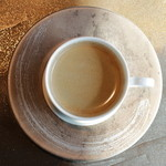 スカイ レストラン 634 - ドリンク写真:コーヒー