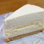 フランソア喫茶室 - ニューヨークチーズケーキ