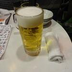 Akihabaragyokoukaikai - 生ビール:480円
