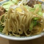 48857816 - 麺アップ