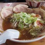 Gita - しょうゆ:チャーシューめん+味玉