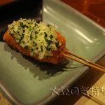 串揚処 ぶらんにゅう亭 - 白身魚