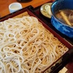 ふく田 - 料理写真:イベリコ豚のつけそば
