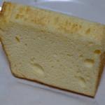 48862870 - レモンのシフォンケーキ292円