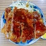 双葉食堂 - ソースカツ丼