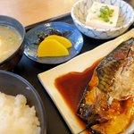 大阪屋食堂 - お魚定食
