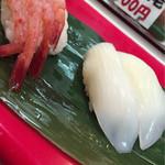 さくら寿司 - 甘海老とやりいか