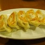 紅龍擔擔麺 - 焼き餃子(五個)