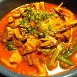 48874740 - 〆には温麺