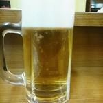 徳兵衛 - 生ビール450円