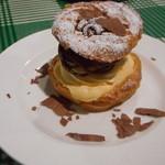 カフェ レルブ - チョコレートパリブレスト
