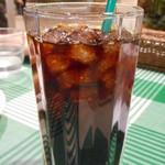 カフェ レルブ - アイスコーヒー