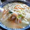 まつり - 料理写真:タンメン(大)