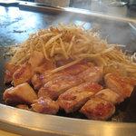 Fujiteppanyaki - 豚ロースステーキ