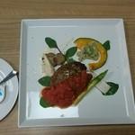 ビストロ&カフェ 六朝館 - 日替りランチ