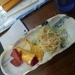 沖縄食堂 運玉 - 定食のおかず