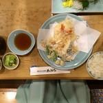かみち - 上天ぷら定食