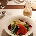 タゴール - サラダ