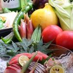 雑多居酒屋 しののめ - 自慢の野菜料理