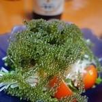 二代目沖縄居食家屋いち - 海ぶどう