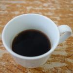 台湾料理 食の味 - ランチコーヒーはセルフで~