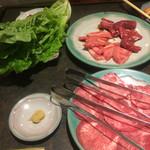 焼肉屋むさし - 料理写真: