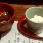 蔵人厨 ねのひ - おばんざい膳 ちりめんじゃこと寄せ豆腐